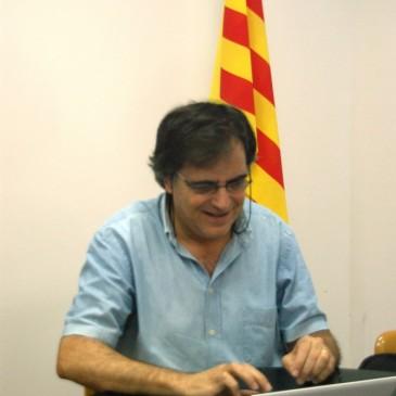 Intervenció de Lluís Giralt al Ple de l'Estat del Municipi
