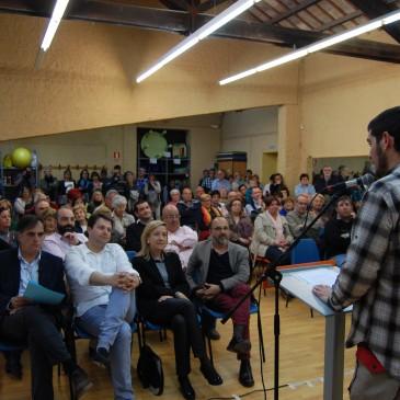 Lluís Giralt aposta per la continuïtat del Govern en la presentació de la candidatura