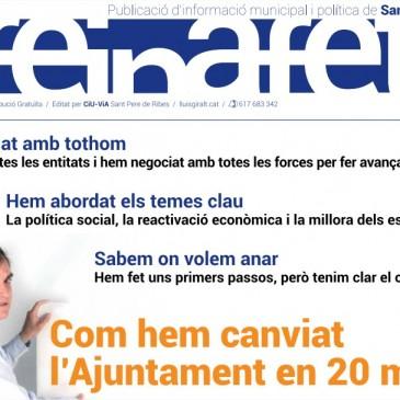 #FeinaFeta: Com hem canviat l'Ajuntament en 20 mesos