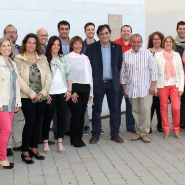 Discurs de Lluís Giralt al Ple de Constitució de l'Ajuntament