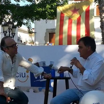 Consolidar la política social i millorar l'espai públic, prioritats de Lluís Giralt si renova l'alcaldia