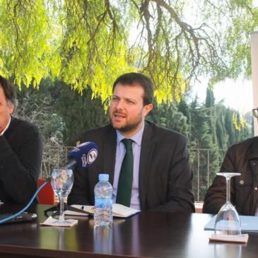 Lluís Giralt destaca l'atenció a les persones, en presentar el pressupost del Consell Comarcal