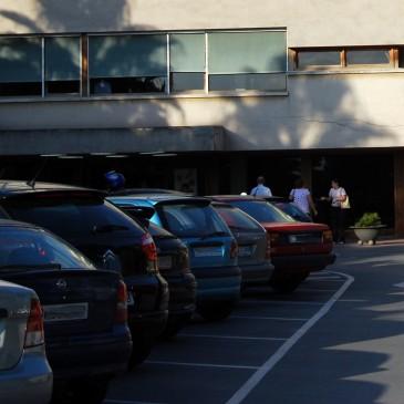 Per una solució amb futur a l'aparcament de Sant Camil