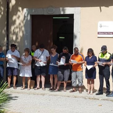 Manifest de l'Ajuntament de #SPRibes davant els atemptats de Barcelona i Cambrils