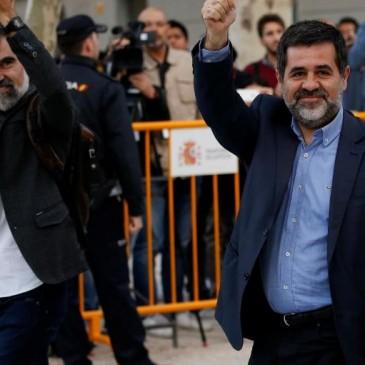 PDeCAT – ViA davant la detenció de Jordi Sànchez i Jordi Cuixart