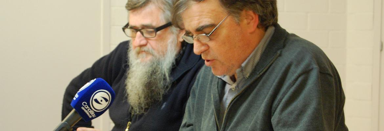 Lluís Giralt i Joan Garriga